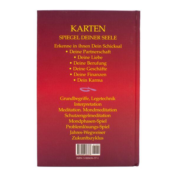 Elfriede Jahn Das 1x1 des Kartenlegens Buch Back