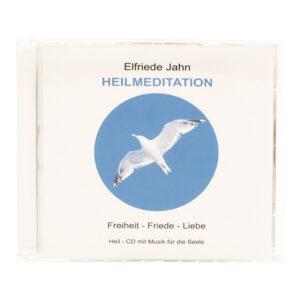 Elfriede Jahn Heilmeditation CD Cover